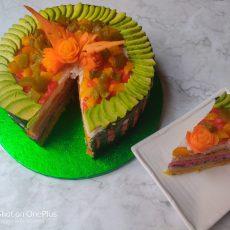 Veggie Menchi Katsu Fakey Cakey