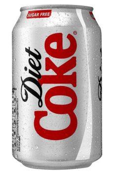 Diet Coke (330ml)