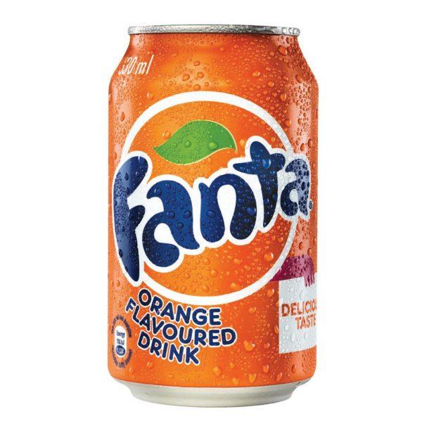 Fanta Orange (330ml)