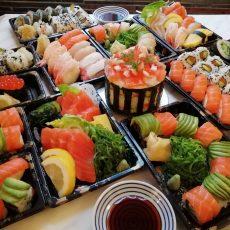Fakey Cakey and Sushi Sets