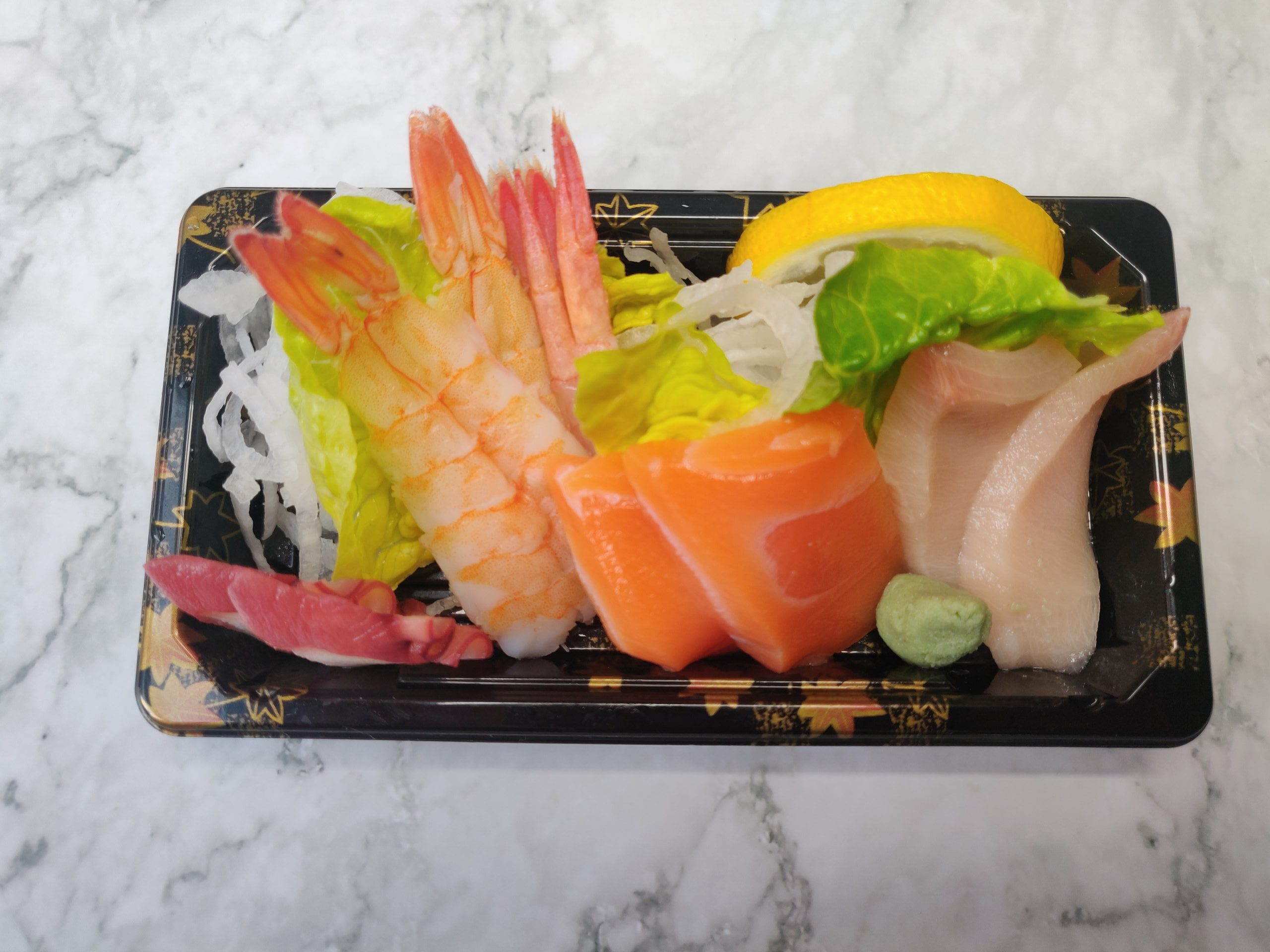 Half Sashimi set