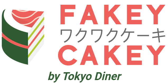 Fakey Cakey by Tokyo Diner